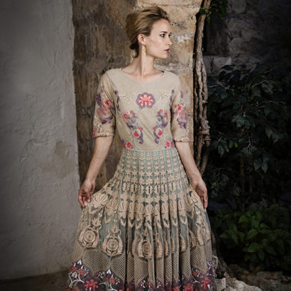 Piluca-Osaba- ROMANCE -DRESS