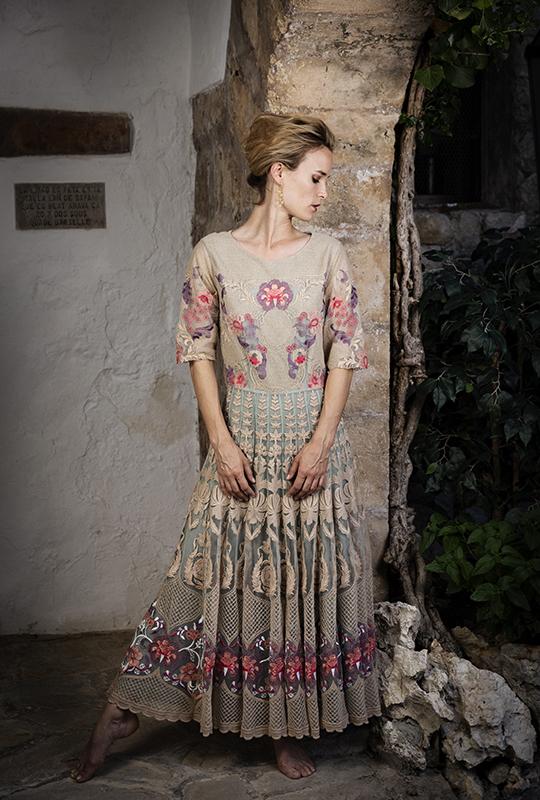 Piluca-Osaba- ROMANCE-DRESS