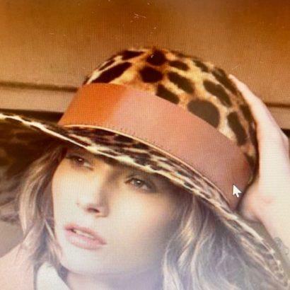 PO-MARGOT LEO HAT