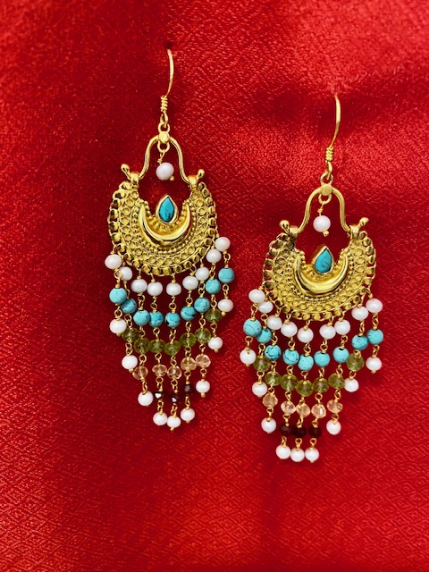 Sozni -Earrings
