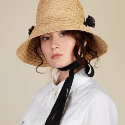 Sombrero-Eyelashe
